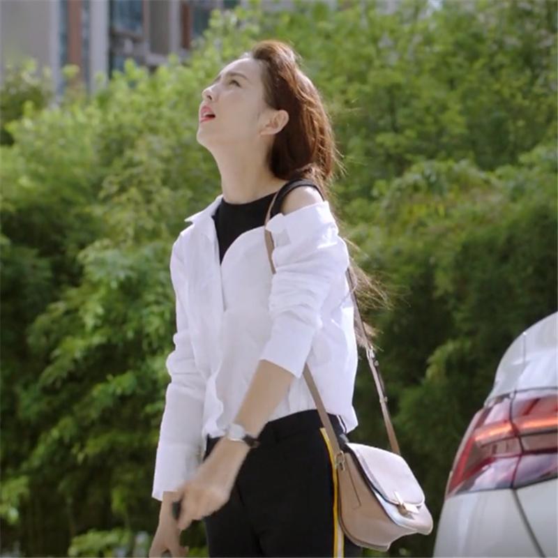 完美关系江达琳佟丽娅同款T桖衬衫西服外套鞋子购买地址