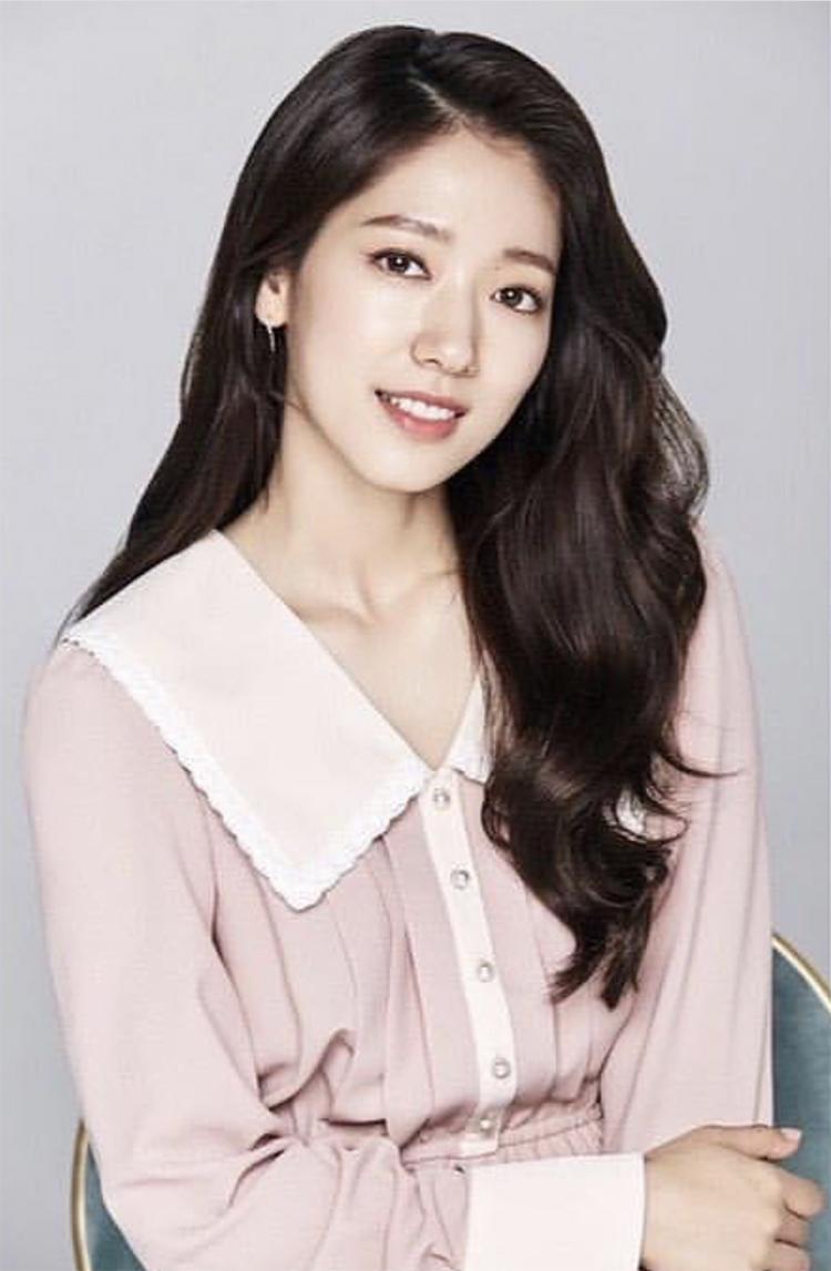 她的私生活朴敏英同款iu李智恩朴信惠粉色仙女连衣裙