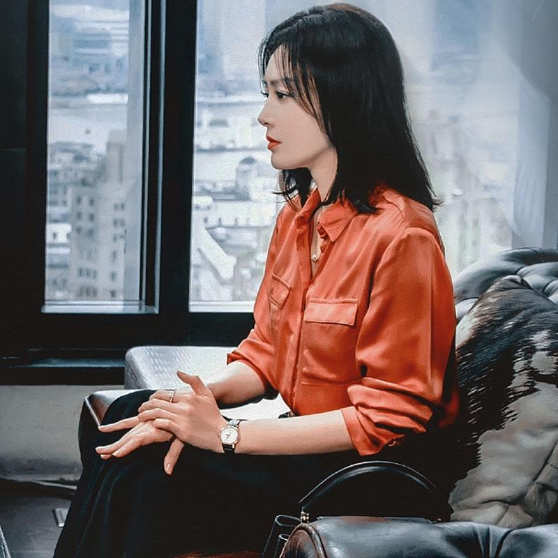 怪你过分美丽秦岚莫向晚高以翔莫北同款T桖衬衫裙子包包高跟鞋项链品牌
